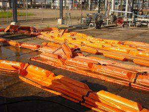 Oilbooms repair